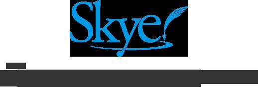 Skyeはゲール語で「翼」を意味します。